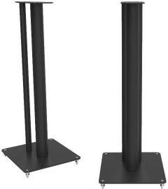Q Acoustics: Q3030FSI Luidsprekersteunen 2 stuks - Zwart