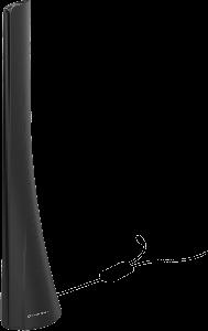 Oehlbach: Scope Audio Max Binnenhuisantenne DAB+ - Zwart