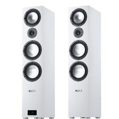 Canton: GLE 496.2 Actieve vloerstaande speakers - Wit