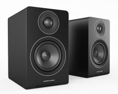 Acoustic Energy: AE100 boekenplank speakers (2 stuks) - Zwart