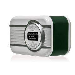 VQ: Christie DAB+ Radio incl. FM en Bluetooth - Groen