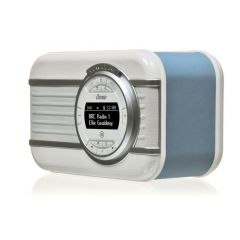 VQ: Christie DAB+ Radio incl. FM en Bluetooth - Blauw