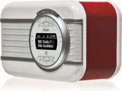 VQ: Christie DAB+ Radio incl. FM en Bluetooth - Rood