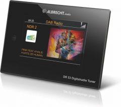 Albrecht: DR53 DAB+/FM/BT digitale Tafelradio