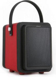 ArtSound: Bluetooth luidspreker 4Tunes3 - Rood/zwart