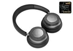 Dali: IO-4 Draadloze Over-Ear Hoofdtelefoon - Iron Black