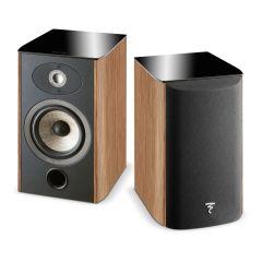 Focal: Aria 906 Boekenplank Speakers - Walnoot