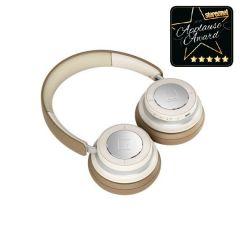 Dali: IO-4 Draadloze Over-Ear Hoofdtelefoon - Caramel White