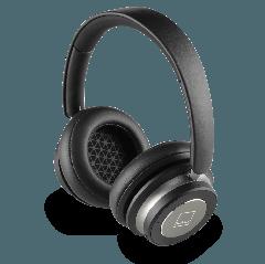 Dali: IO-6 Draadloze ANC Over-Ear Hoofdtelefoon - Iron Black
