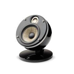 Focal: Dôme Flax 1.0 Satteliet Speaker 1 stuks - Zwart