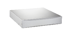 NuPrime Audio: STA-9 Stereo Versterker - zilver