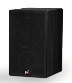 PSB Speakers: Alpha P3 Boekenplank Speakers - zwart