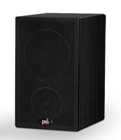 PSB Speakers: Alpha P5 Boekenplank Speakers - zwart
