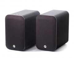 Q Acoustics: M20 Actieve speakers - zwart