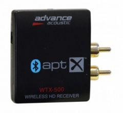 Advance Acoustic: WTX-500 Bluetooth APTX Ontvanger
