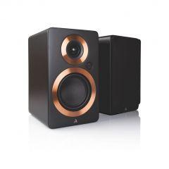 Seconddeal: Argon Audio Forte A4 Actieve Boekenplank Speakers 2 stuks - Zwart