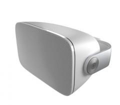 Bowers & Wilkins: AM-1 Boekenplank speakers in/outdoor - wit