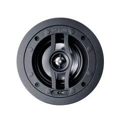 Canton: In Ceiling inbouw speaker 865 - 2 stuks - Zwart/wit