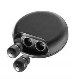 Cellurarline: AQL Vibe Bluetooth In-Ear - Zwart