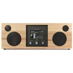 Como Audio: Duetto DAB + / FM-radio met internetradio - Hickory