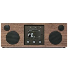 Como Audio: Duetto DAB + / FM-radio met internetradio - Walnoot