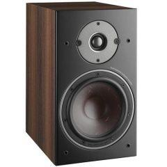 Dali: Oberon 1 Boekenplank Speaker - Dark Walnut