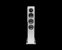 Definitive Technology: Demand Series D17 Vloerstaande speaker - wit