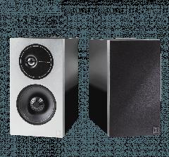 Definitive Technology: Demand Series D9 Boekenplank Speakers - Pianozwart