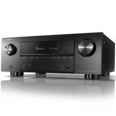Denon: AVR-X4500H Receiver - Zwart