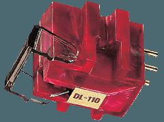 Denon: DL-110 MC Element - Rood