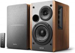 Edifier: R1280T Actieve speakers - hout