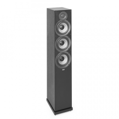 ELAC: Debut 2.0 F6.2 Vloerstaande Speaker 1 stuks - Zwart
