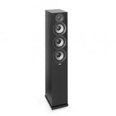 ELAC: Debut 2.0 F5.2 Vloerstaande Speaker 1 stuks - Zwart