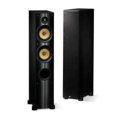 PSB Speakers: Imagine X1T Vloerstaande speakers - 2 stuks - zwart