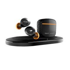 Klipsch: T5 II True Wireless ANC Sport Mclaren Hoofdtelefoon - Zwart
