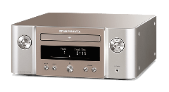 Marantz: Melody X M-CR612 Netwerk Receiver - Zilver / Goud