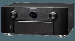 Marantz: SR7013 9.2-kanaals Surround Receiver - Zwart