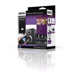 Marmitek: BoomBoom75 Bluetooth muziekontvanger - Zwart