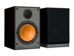 Monitor Audio: Monitor 100 Boekenplank Speakers 2 stuks - Zwart