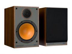 Monitor Audio: Monitor 100 Boekenplank Speakers 2 stuks - Walnoot