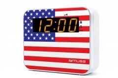 Muse: M-165 Wekkerradio - USA