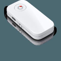 Oehlbach: BTR 4.2 Bluetooth-transceiver - Wit