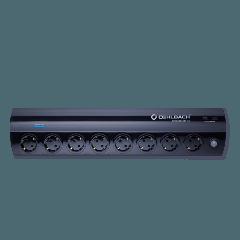 Oehlbach: Power Socket 905 Stekkerdoos - Zwart