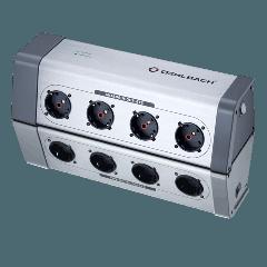 Oehlbach: XXL Power Socket 908 Stekkerdoos - Grijs