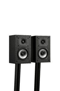 Polk: Monitor XT15 Boekenplank Speakers - 2 stuks - zwart
