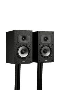 Polk: Monitor XT20 Boekenplank Speakers - 2 stuks - zwart