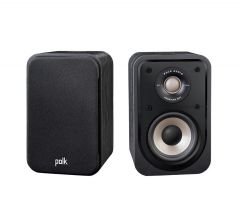 Polk: Signature S10e Boekenplank Speakers - Zwart