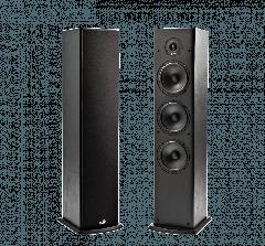 Polk: T50 Vloerstaande speaker - Zwart