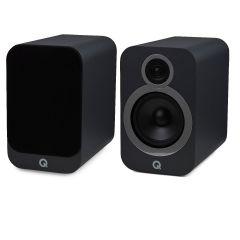 Q Acoustics: 3030i Boekenplank Speakers 2 stuks - Graphite Grey