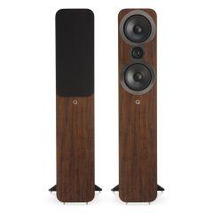 Q Acoustics: 3050i Vloerstaande speakers 2 stuks - English Walnut
